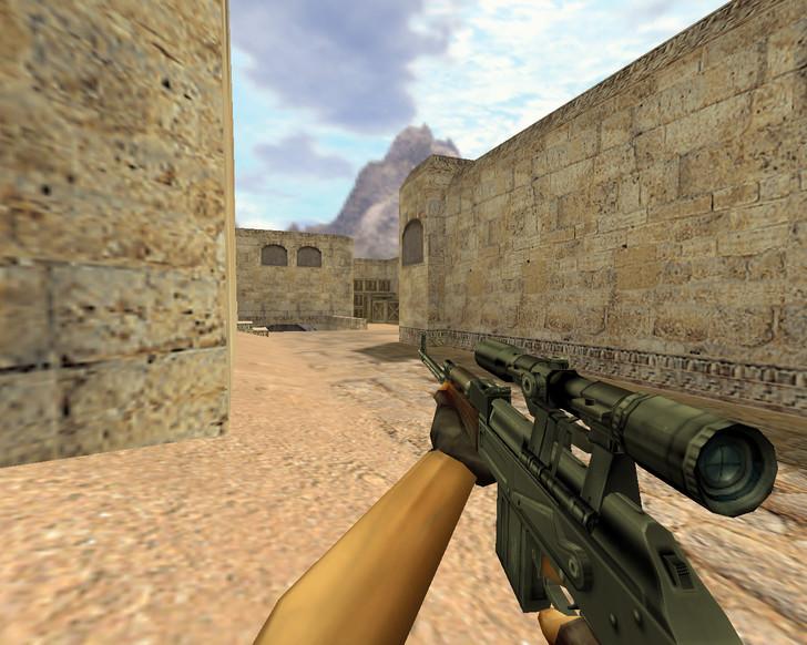 «М76 Застава» для CS 1.6
