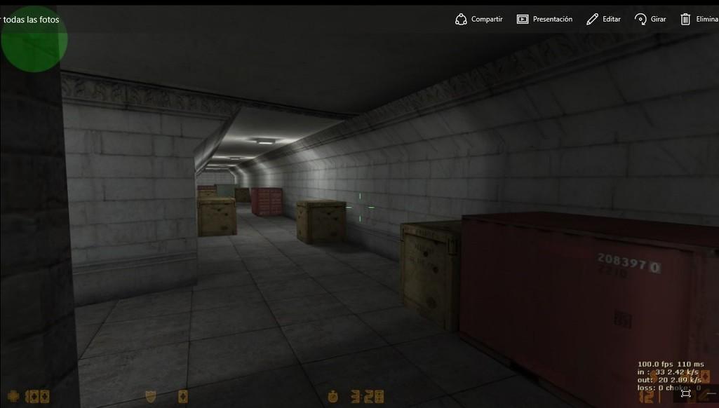 «ze_4escape_bunker» для CS 1.6
