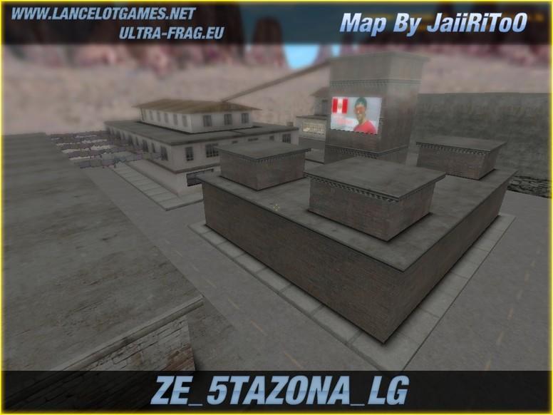 «ze_5tazona_lg» для CS 1.6