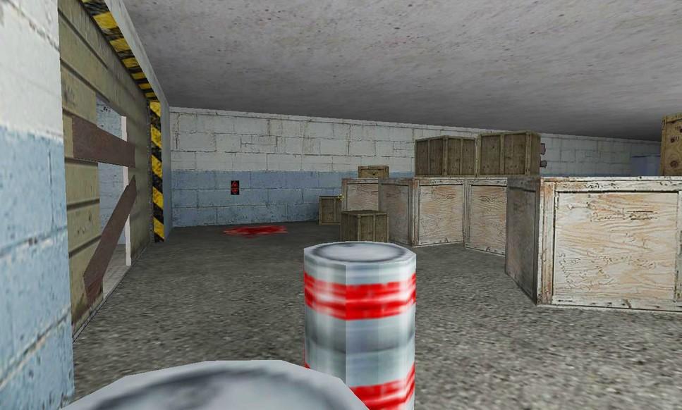 «ze_bombshelter_redux» для CS 1.6