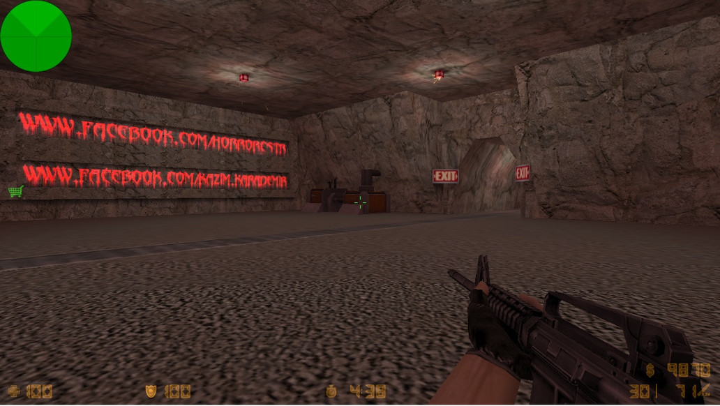 «ze_cave_v2_final» для CS 1.6