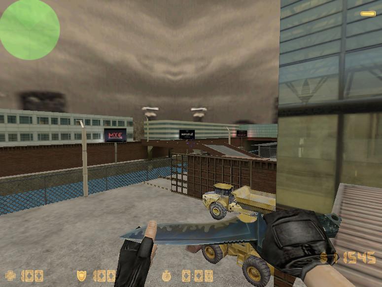 «ze_CityDrain» для CS 1.6