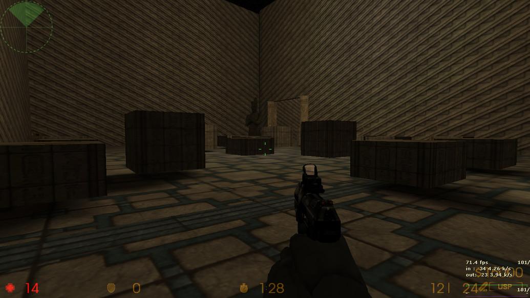 «ze_cursed_egyptia_pg» для CS 1.6