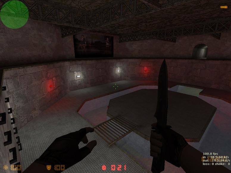 «ze_dark_thunder_pg» для CS 1.6
