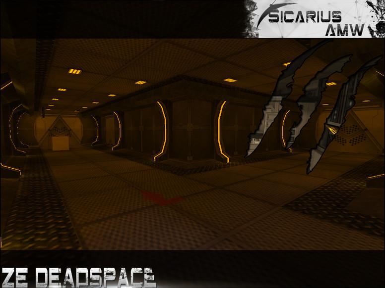 «ze_deadspace_v2» для CS 1.6