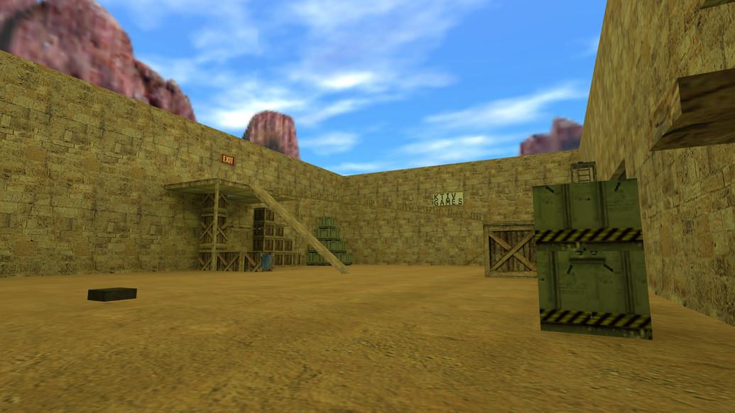 «Ze_Defence_Escape» для CS 1.6