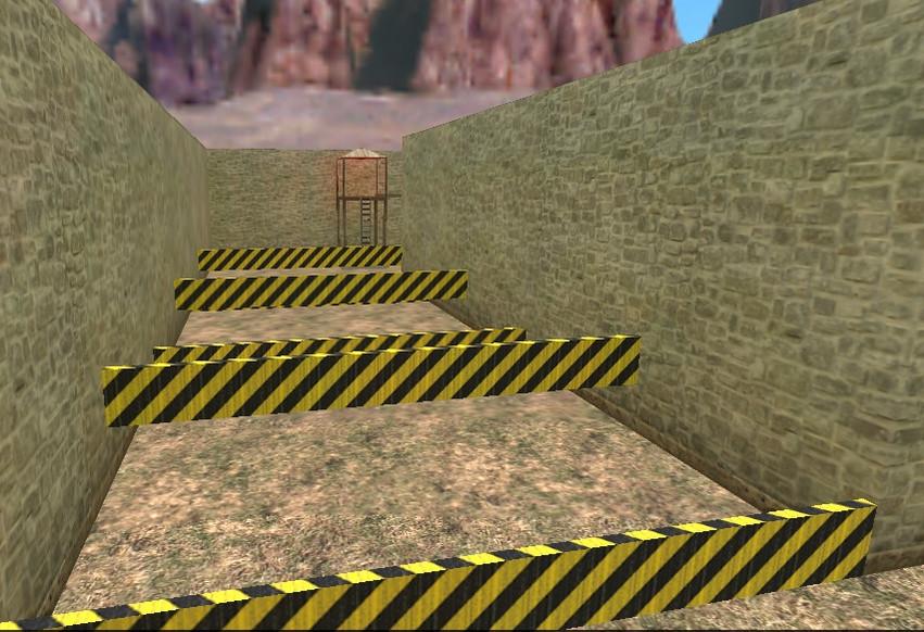 «Ze_doura_escape» для CS 1.6