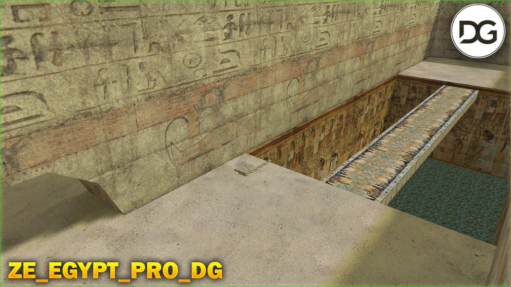 «ze_egypt_pro_dg» для CS 1.6