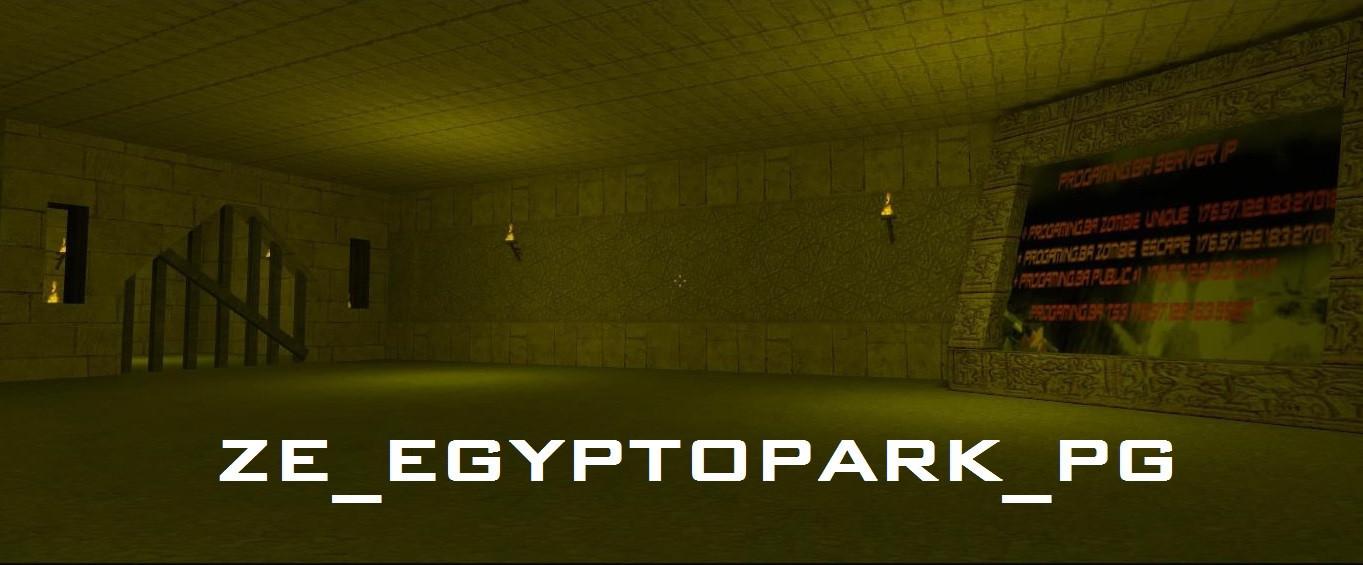 «ze_egyptopark_pg» для CS 1.6