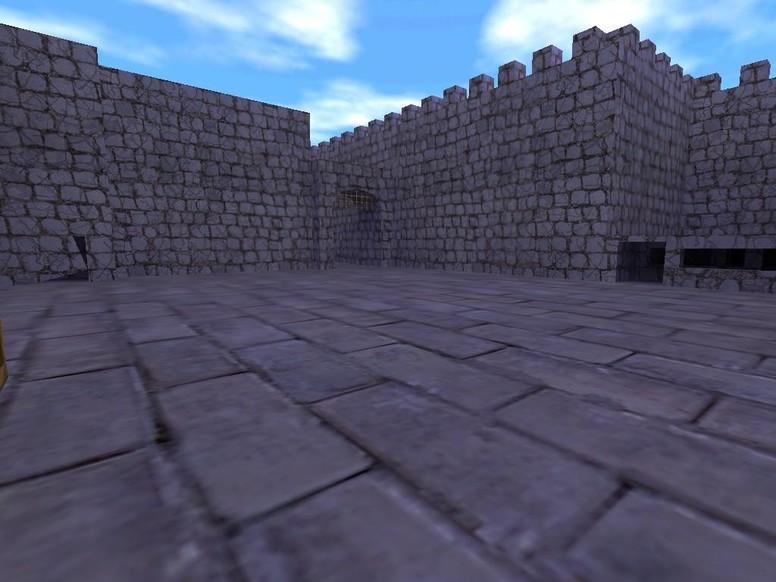 «ze_fortress_exterminio» для CS 1.6