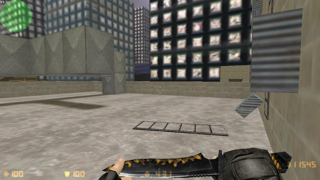 «ze_freerun» для CS 1.6