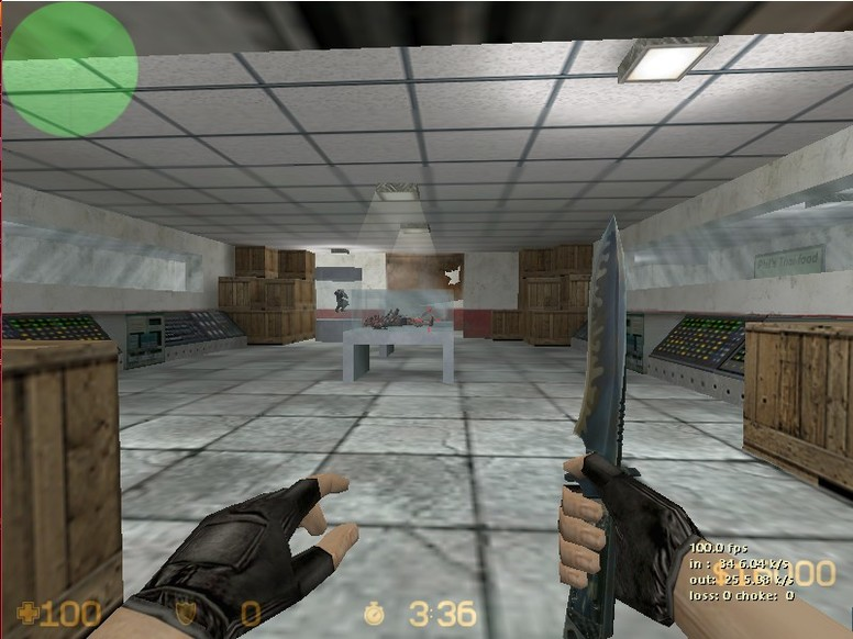 «ze_hospital_remake» для CS 1.6