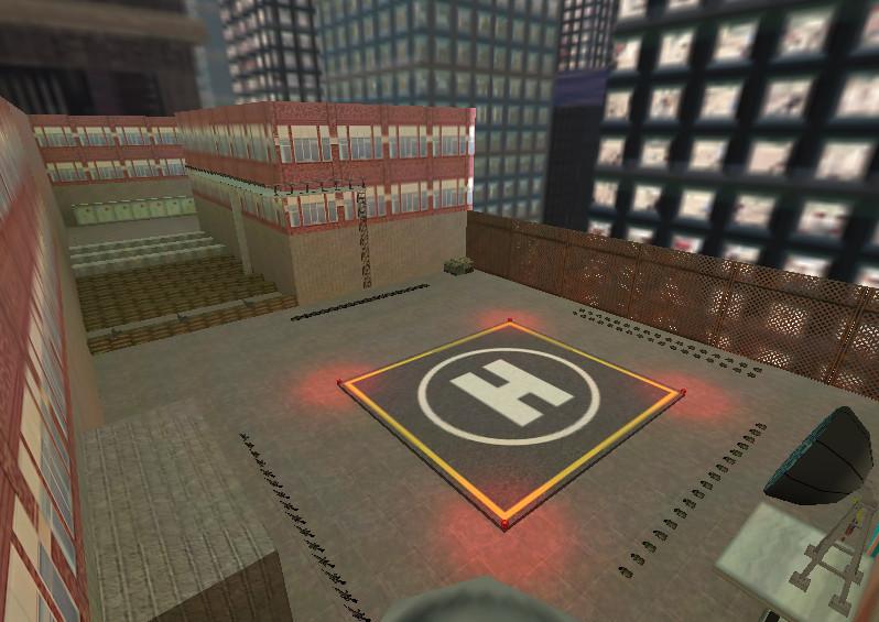 «ze_Hospital_VHE_v2» для CS 1.6