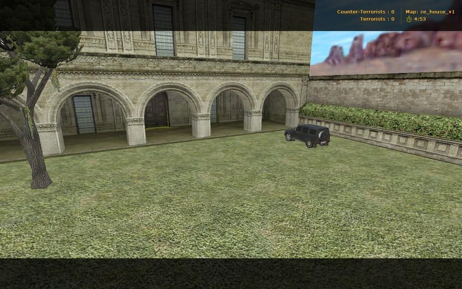 «ze_house_v1» для CS 1.6