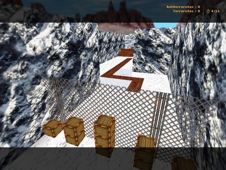 «ze_ice_attack» для CS 1.6