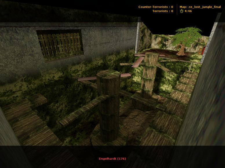 «ze_lost_jungle_final» для CS 1.6