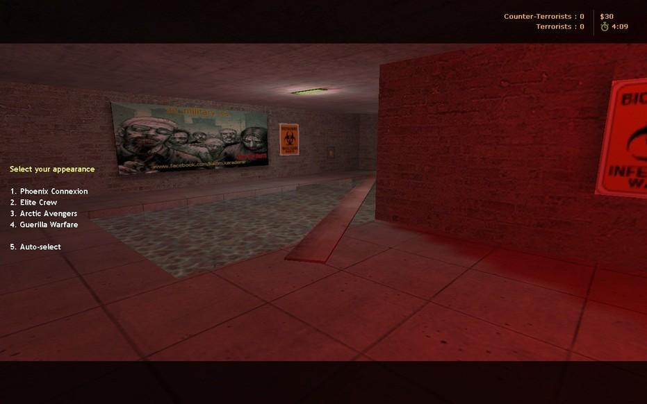 «ze_military_v1_exp» для CS 1.6