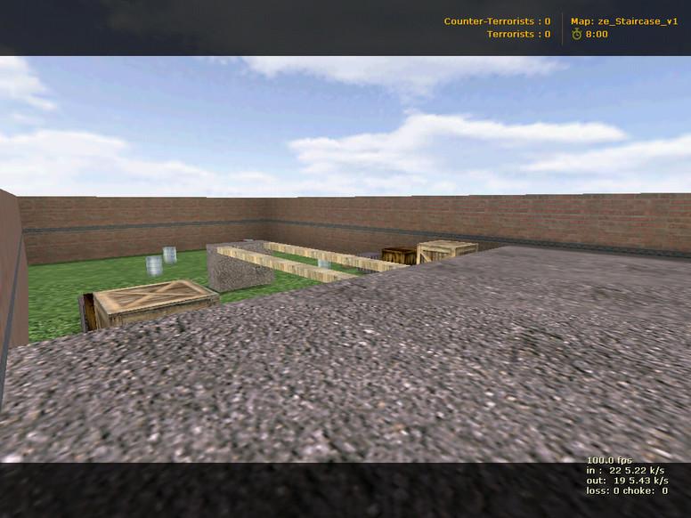 «ze_Staircase_v1» для CS 1.6