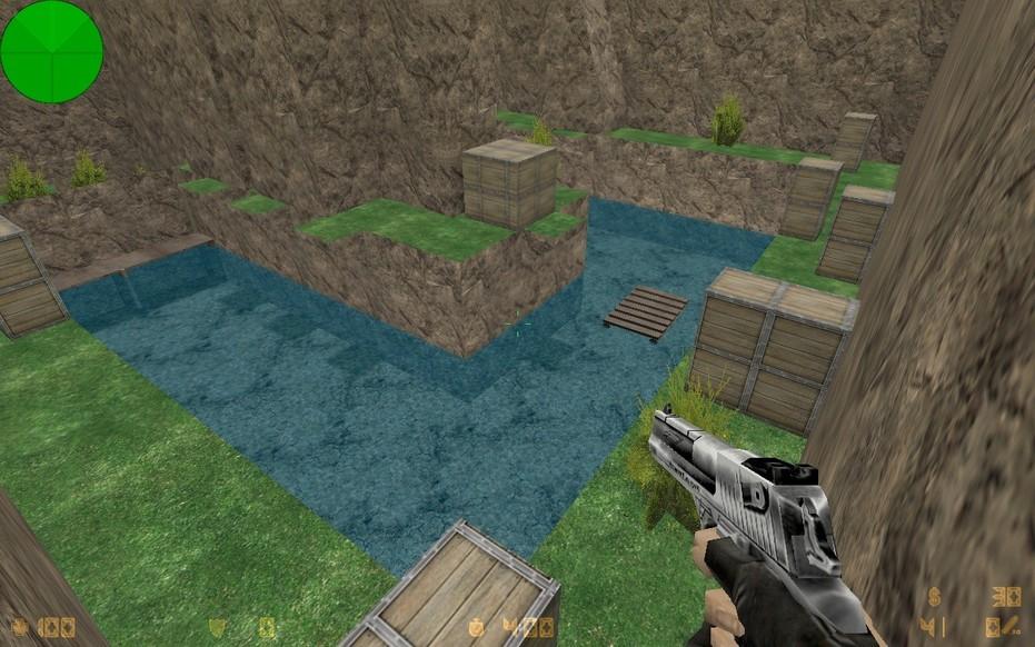 «ze_watery_escape_v1» для CS 1.6