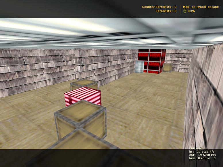 «ze_wood_escape» для CS 1.6
