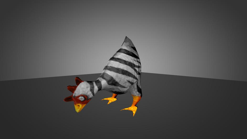 «Zebra Chicken» для CS 1.6