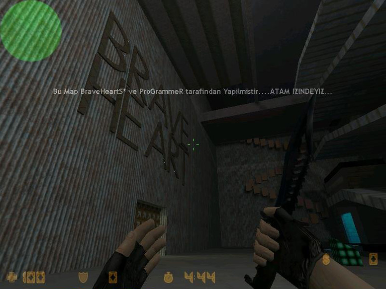 «zm_3oda1Salon» для CS 1.6