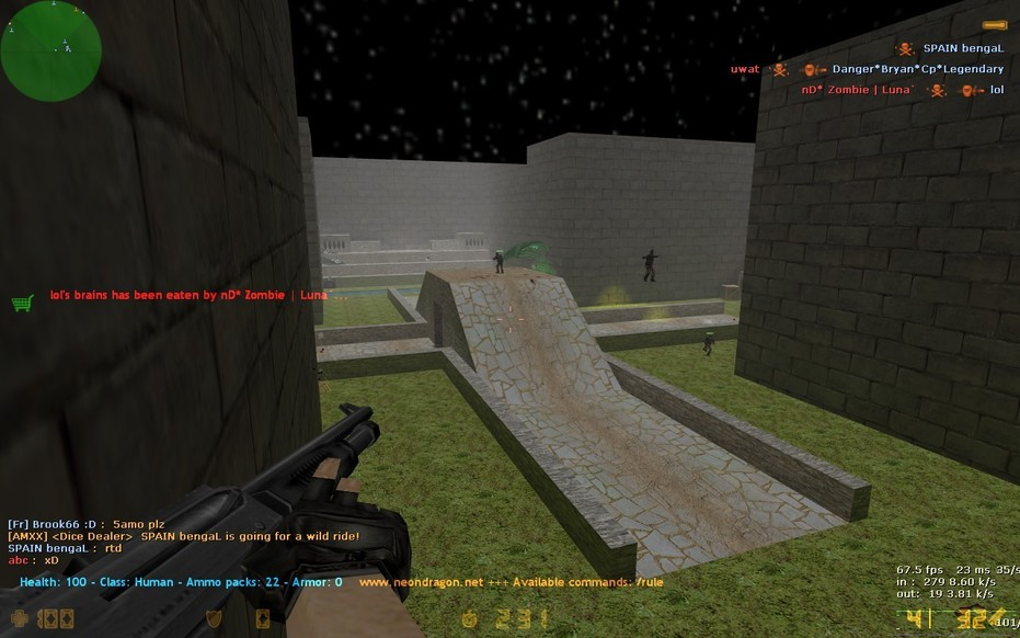 «zm_4paths_nD_v2» для CS 1.6