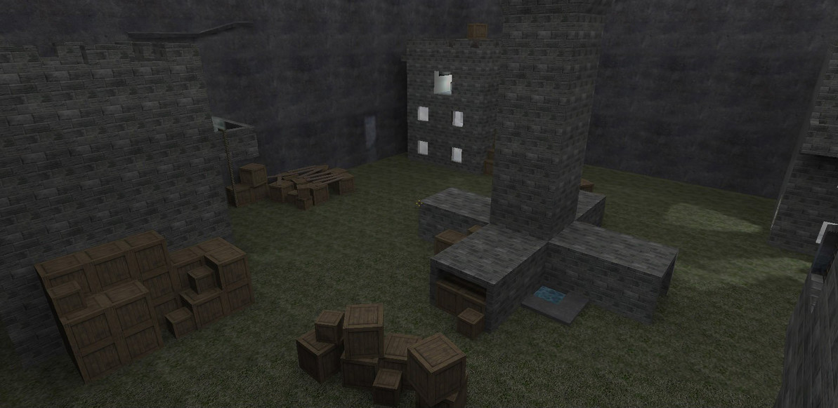 «zm_5_towers» для CS 1.6