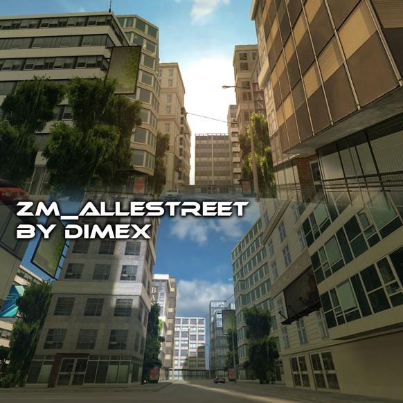 «zm_allestreet» для CS 1.6