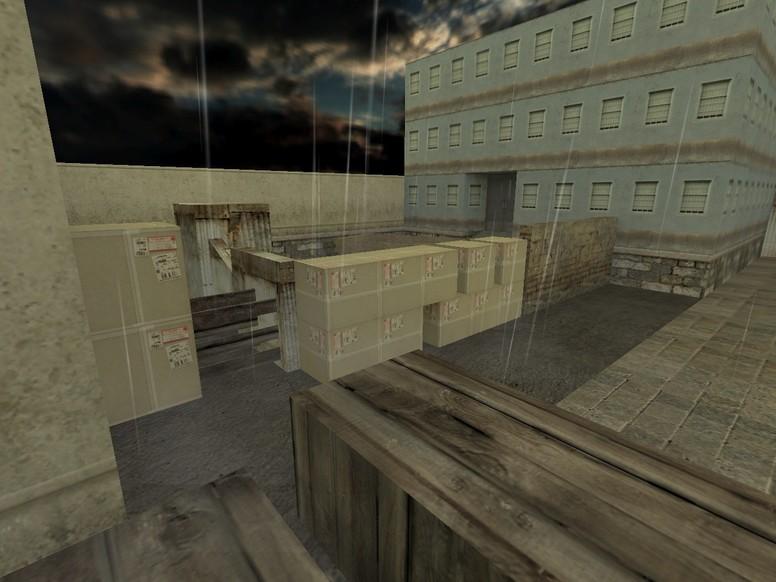 «zm_alley» для CS 1.6