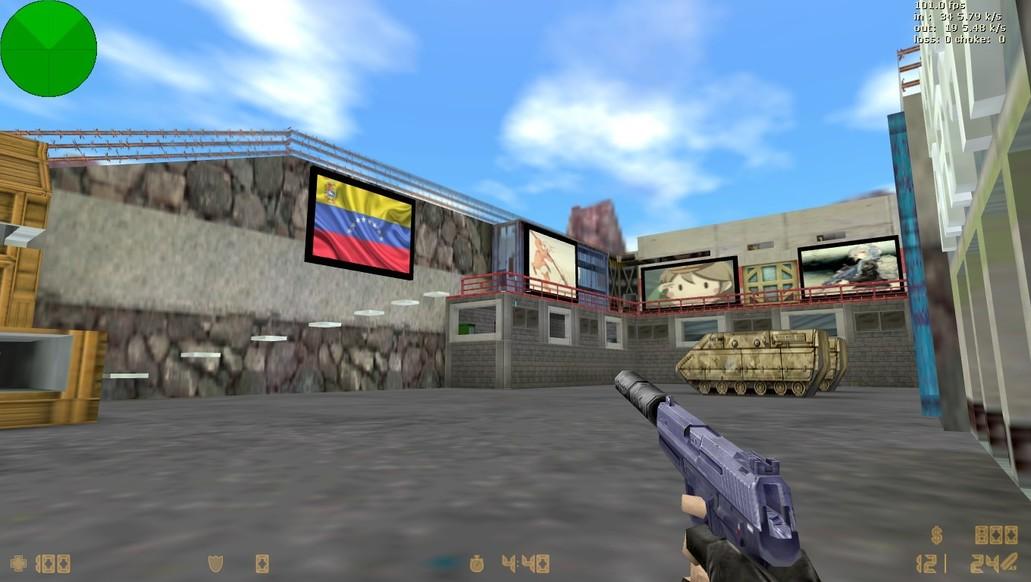 «zm_animemilitary_world_v1» для CS 1.6