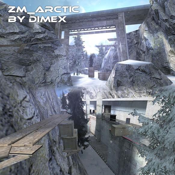 «zm_arctic» для CS 1.6