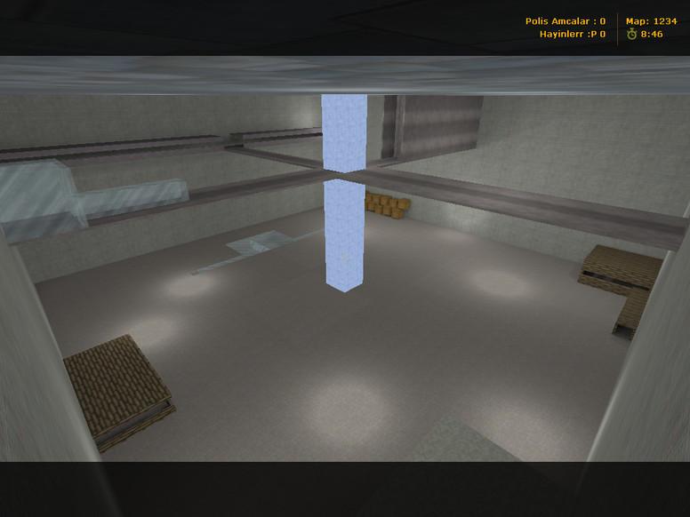 «zm_arrena» для CS 1.6