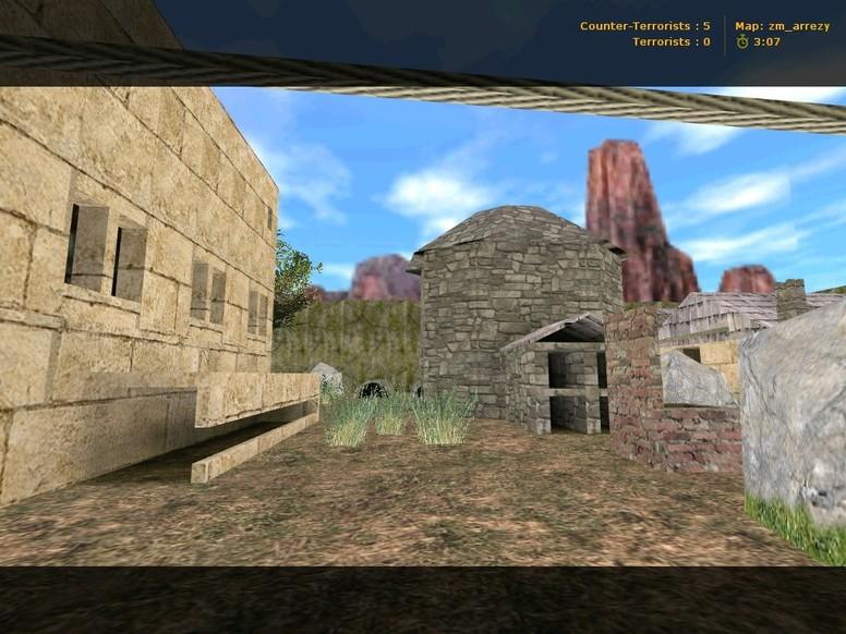 «zm_arrezy» для CS 1.6