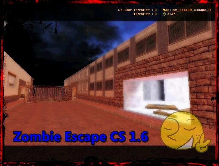 «zm_assault_escape_lg» для CS 1.6