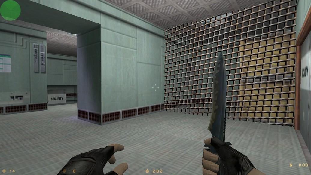 «zm_assault_remake» для CS 1.6