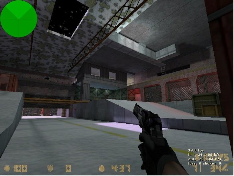 «zm_assault_snow» для CS 1.6