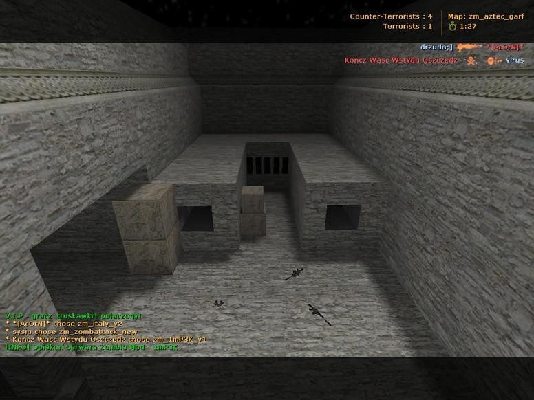 «zm_aztec_garf» для CS 1.6