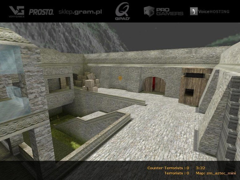 «zm_aztec_mini» для CS 1.6