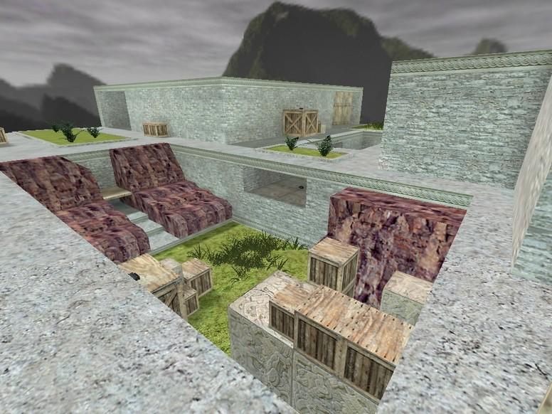 «zm_aztec_uac_remake» для CS 1.6