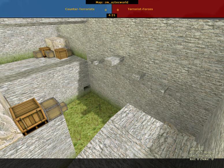 «zm_aztecworld» для CS 1.6