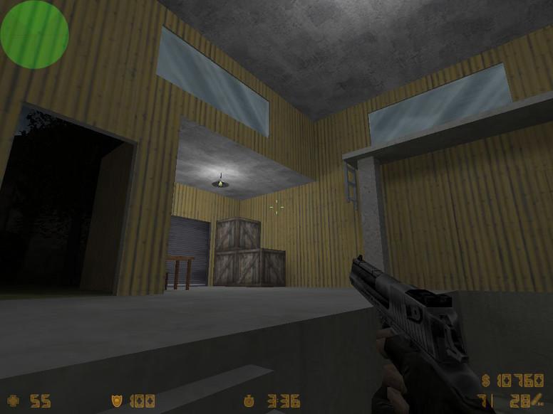 «zm_biohazard» для CS 1.6