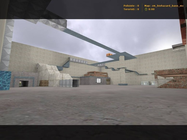 «zm_biohazard_base_mx» для CS 1.6