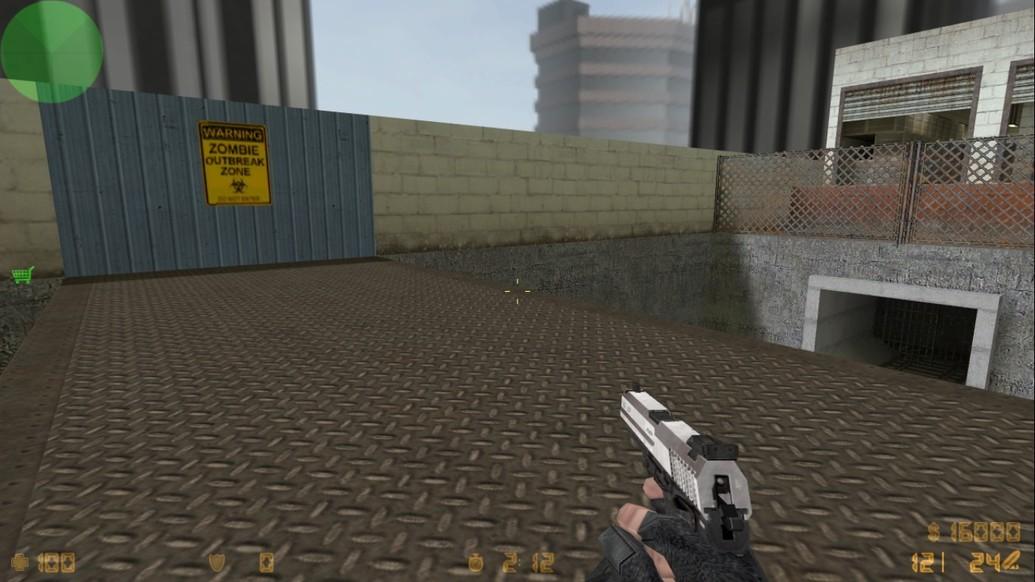 «zm_biohazard_zone» для CS 1.6