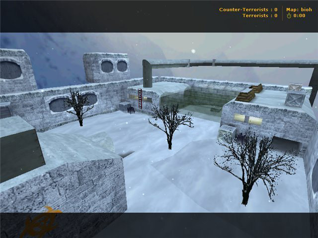 «ZM_BiohazardChristmass_new» для CS 1.6