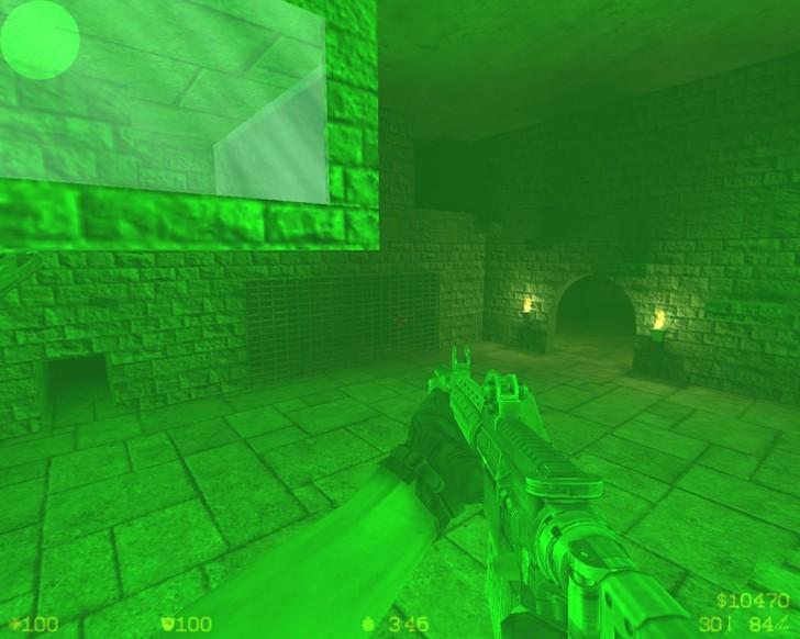 «zm_bist_remake» для CS 1.6