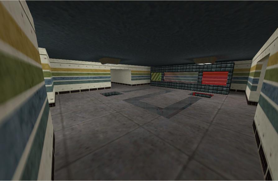 «zm_blackmesa_camp» для CS 1.6