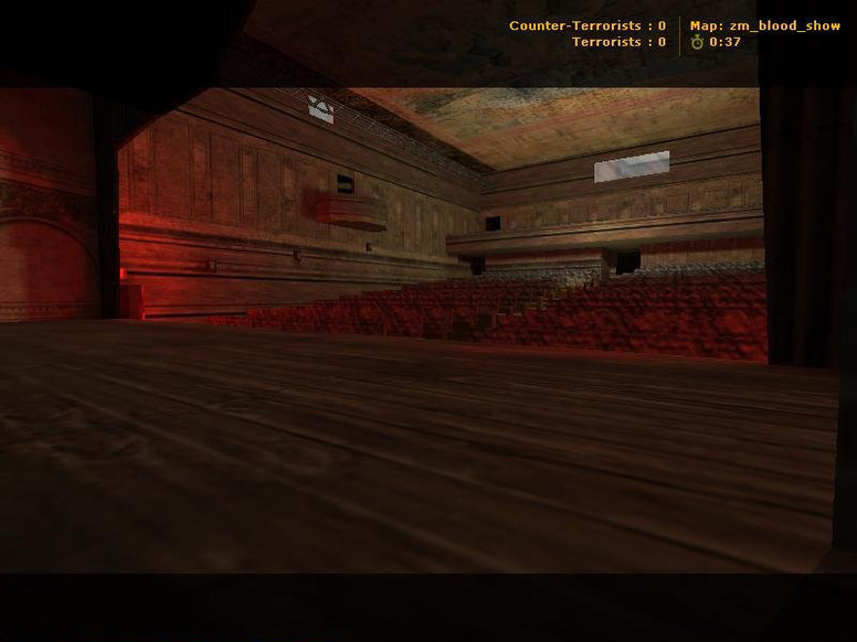 «zm_blood_show» для CS 1.6