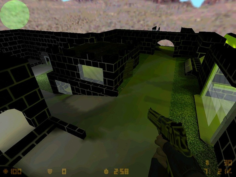 «zm_blur_dust2» для CS 1.6