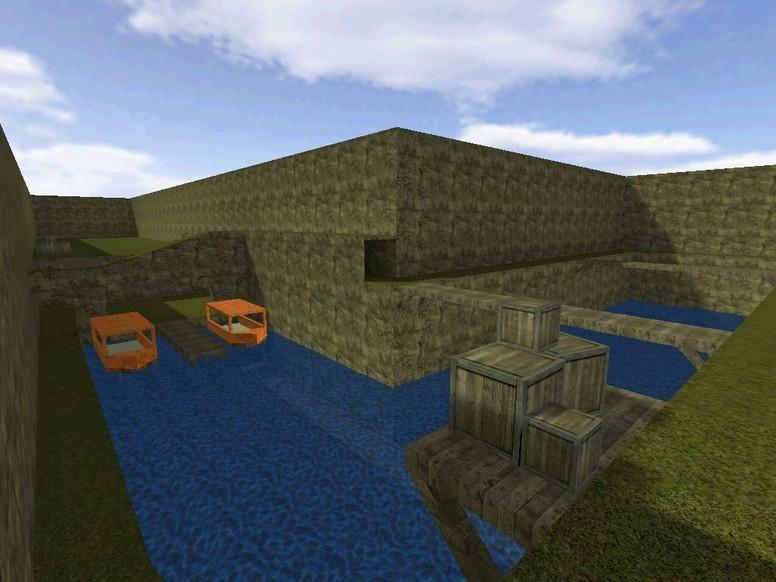 «zm_boatescape» для CS 1.6